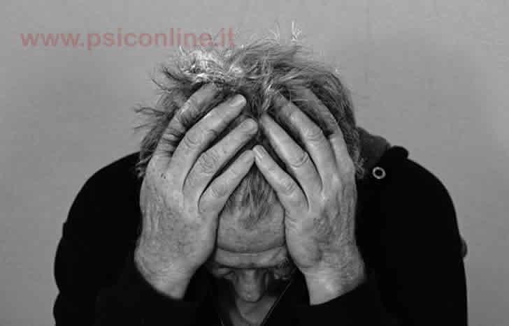 ansia e depressione e dolore cronico