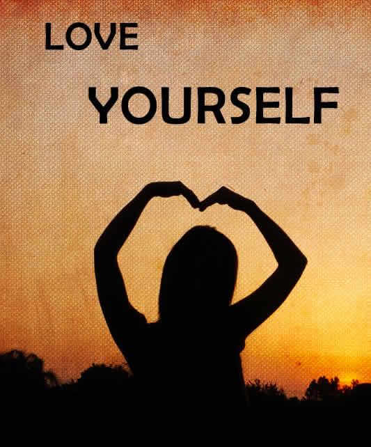 Popolare Ama te stesso ancor prima di chiunque altro | Benessere e Salute  WS02
