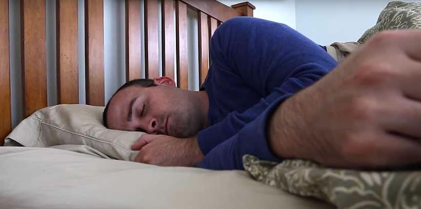 di adrenalina nel sonno