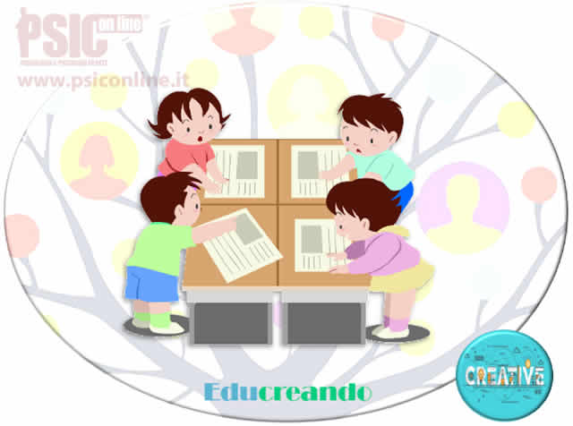 cooperative learning educreando logo