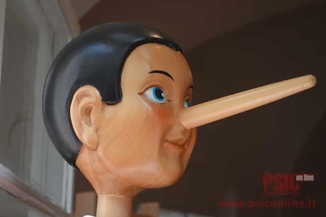 Quale è il comportamento del bugiardo?